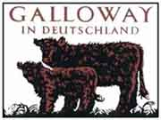 Galloway in Deutschland